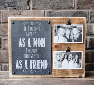 Mothers day DIY picture